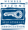 Arizona Self Storage Association Member